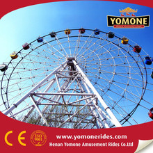 China Supplier musement rides big Ferris Wheel/height Sightseeing Wheel for Sale