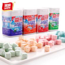 Yiya 40g female sex chewing gum with mint