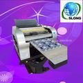 Multifunción impresora plana para la venta, la impresora digital de alta calidad para las cubiertas de teléfonos inteligentes
