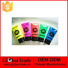 UV /Glow/Neon Face Paint Tubes in 50ml , unforgetable night H0106