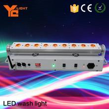 World-Class Stage Light Factory Battery 4 In 1 Wash Led