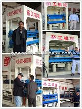 2013 Best Selling QT4-20 Brick Making Machine