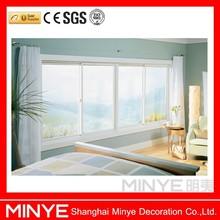 used cheap house plastic window/conch brand PVC windows