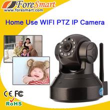 Best selling Onvif HD 720p H.264 Array LED Mini Robot Rotate wireless wifi ir led ip webcam