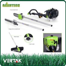 Multi-purpose 3 in 1 gasoline brush cutter,petrol brush cutter
