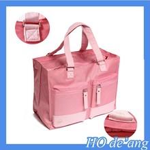 Hogift 2015 New Baby Mummy Diaper Bag Mom Nappy Bag Tote Handbag