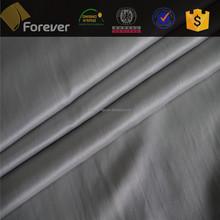 F- 051 320T low stretch matte polyester nylon blend satin fabric