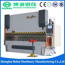 PSK 80T/3200MM Hydraulic Steel CNC Press Brake , Plate Bending Machine , Metal Bending