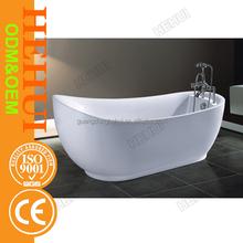 AD-6627 dog bath tub and bathtub drain with wooden hot spa bathtub bucket