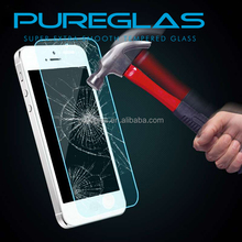 Factory price Premium toughened glass for smart phone/screen protector film cover for iphone 5/5s