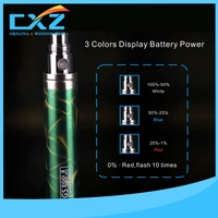 Safe and healthy 1500 Puffs 67.5mm 510-tank electronic cigarette