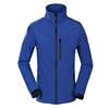 Slim Basic Softshell Jacket Men Ski Outwear Made In China