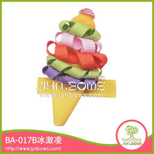 Top quality cute pretty ice cream mini alligator clips