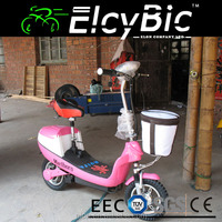 2015 newest electric scooter with nice bell( E-SK06 pink)