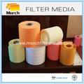 papel filtante usado en transporte of pasajeros