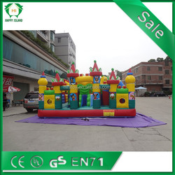 Best price! inflatable fun city for kids,giant inflatable fun city for fun on sale