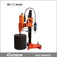 """concrete drilling diamond core drill with 1 1/4"""" UNC thread SCY-3050"""