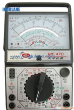 Digital analógico multiprobador MF47C