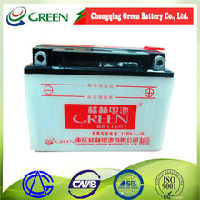 High Performance and long life span 12v 6.5ah lead acid flooded rechargeable battery 12v (12N6.5-3B)
