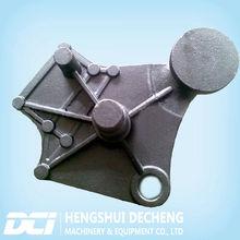 Inversión piezas de fundición de repuesto despiece hierro piezas de fundición