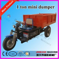 truck cargo tricycle, truck cargo tricycle with hydraulic lifting system