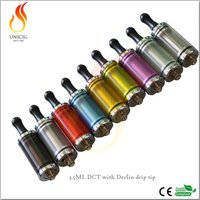 Top quality Clearomizer DCT tank 6 ml