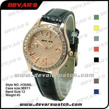 best selling products decorate your own women branded wrist watch, watch factory design your own silicone watch