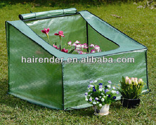 Flower growing house
