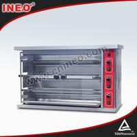 3 Tiers Gas Chicken Roasting Machine/Chicken Roster/Electric Chicken Roaster Machine