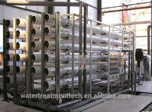 salmuera agua ro planta de tratamiento de agua potable