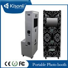 Diseño portátil Photobooth para la boda / fiesta / evento / alquiler