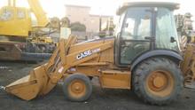 Used backhoe loader CASE 580SM II