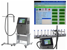 Chinese Industrial ink jet coders Hot Sale