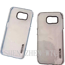 Transparent waterproof cell phone case for samsung galaxy s6