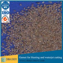 SANDBLASTING GARNET SAND