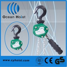 Material lifting construction building Hand Lever Hoist