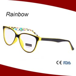 New style 2015 spectacle frames eyeglasses optical frame