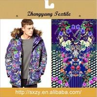 Great manufacture colorful design interlock cotton fabric