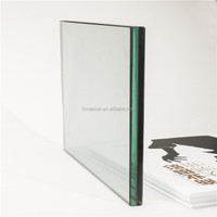 Highly Quality Safety 3mm+0.38pvb+3mm Laminated Glass