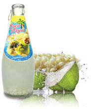 Coconut Water With Barley