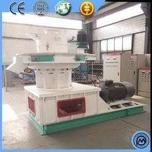 Alibaba custom log professional boiler manufacturer vertical ring die pellet machine