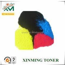 Universal color toner powder used ricoh copiers color toner