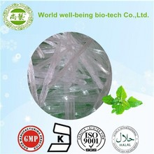 factory supplier menthol chinese menthol