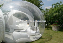 wholesale Factory outlet incredible quality event inflatable bubble tent for sale