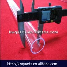 30mm de cuarzo tubo de cristal de china la fabricación