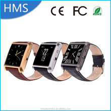 CE ROHS smart watch phone,dm08 smart watch,bluetooth smart phone watch OEM brand support Android and IOS