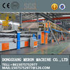 WJ 1600-220-1 corrugated cardboard production line box printing slotting die cutting making machine