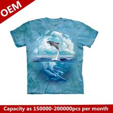 Deep sea series 3d t shirt,The great white shark 3d t-shirts