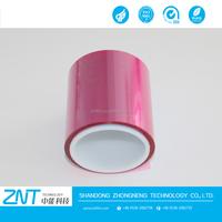 75um Red Anti-Static silicone coated Pet Release Film