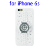 2015 new product Diamond Encrusted silicone mobile phone case for iphone 6s